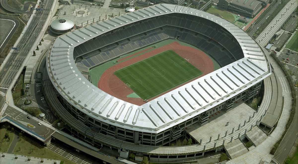Estadio internacional Yokohama
