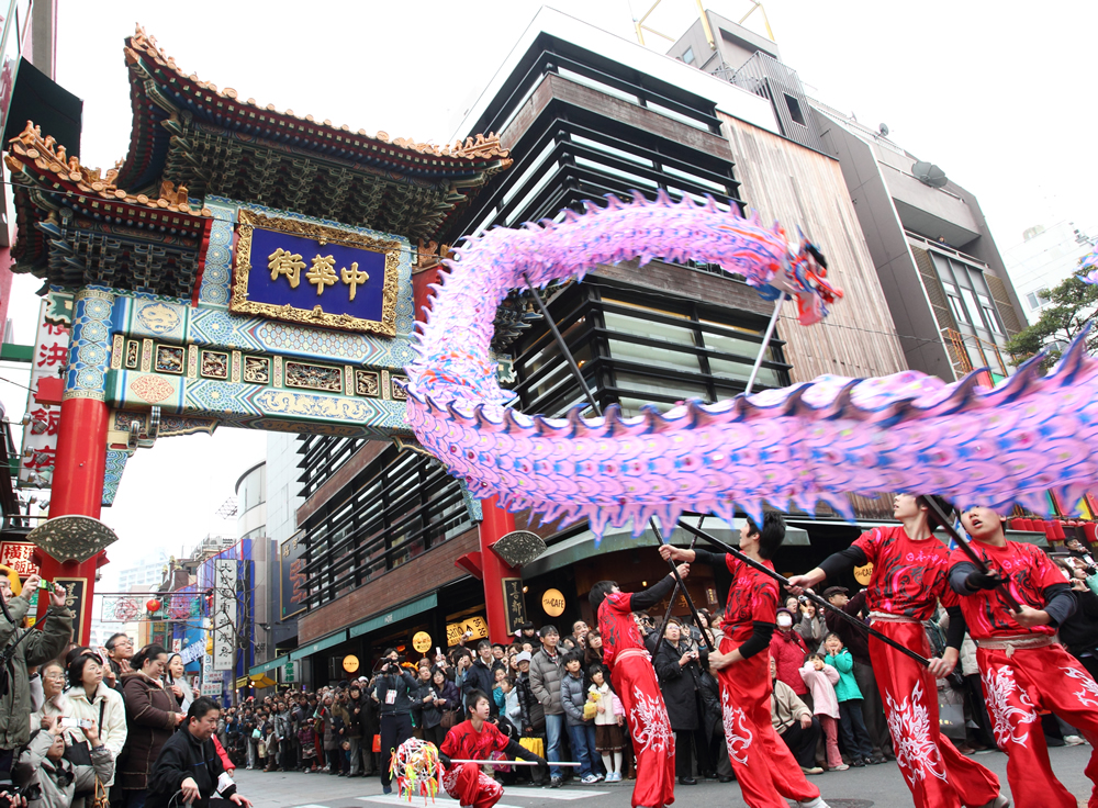 TOP 5 Festivals and Events in Yokohama