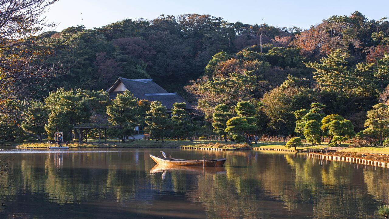 TOP 5 Gardens and Parks in Yokohama