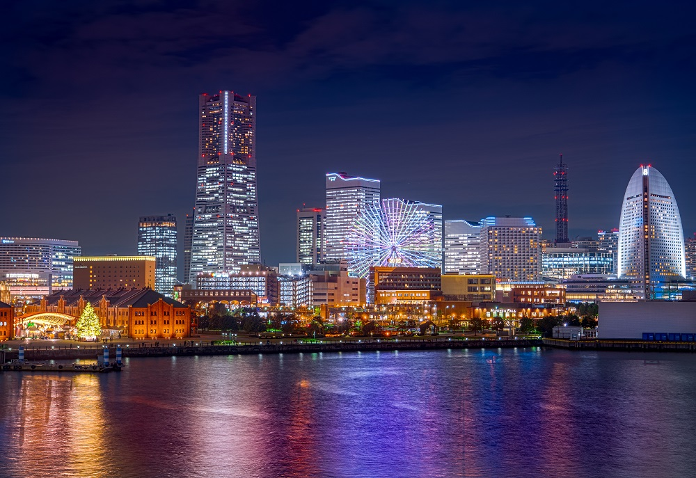 Architectural Guide to the Yokohama Skyline