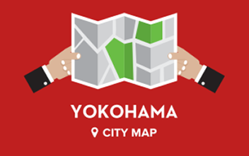 YOKOHAMA city map