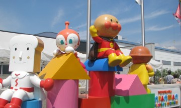 Yokohama Anpanman Children's Museum and Mall