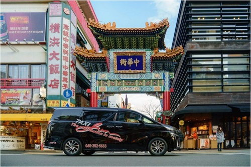 Sightseeing taxi 「Limousine Taxi & Hire JUN」