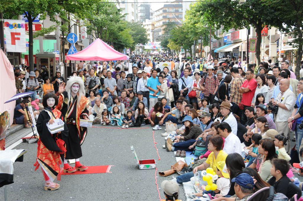 Yokohama Daidogei (Street Performance) 2020