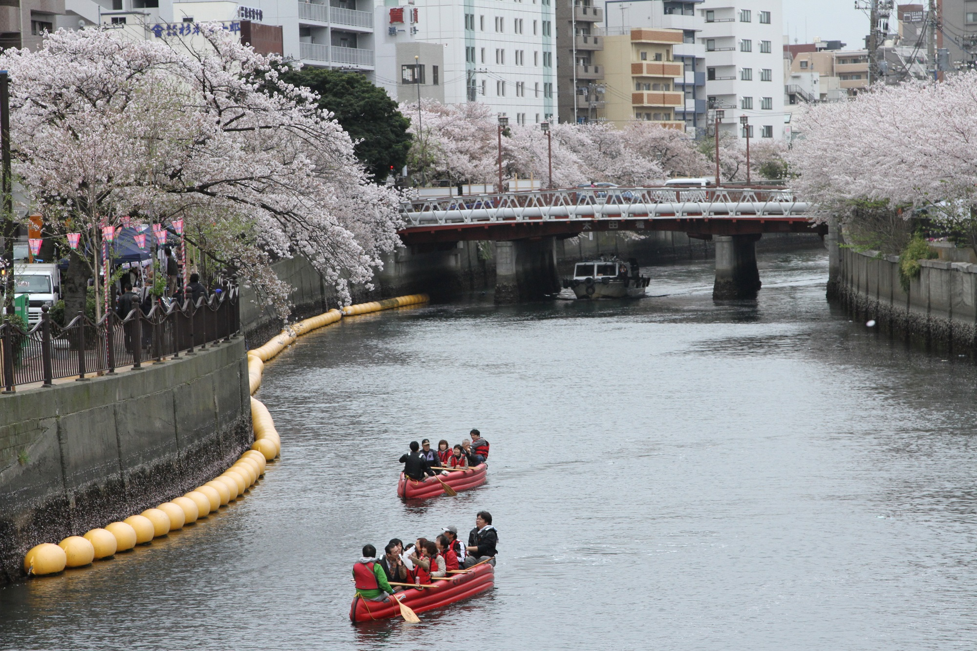 26th Ookagawa Sakura Festival 2018