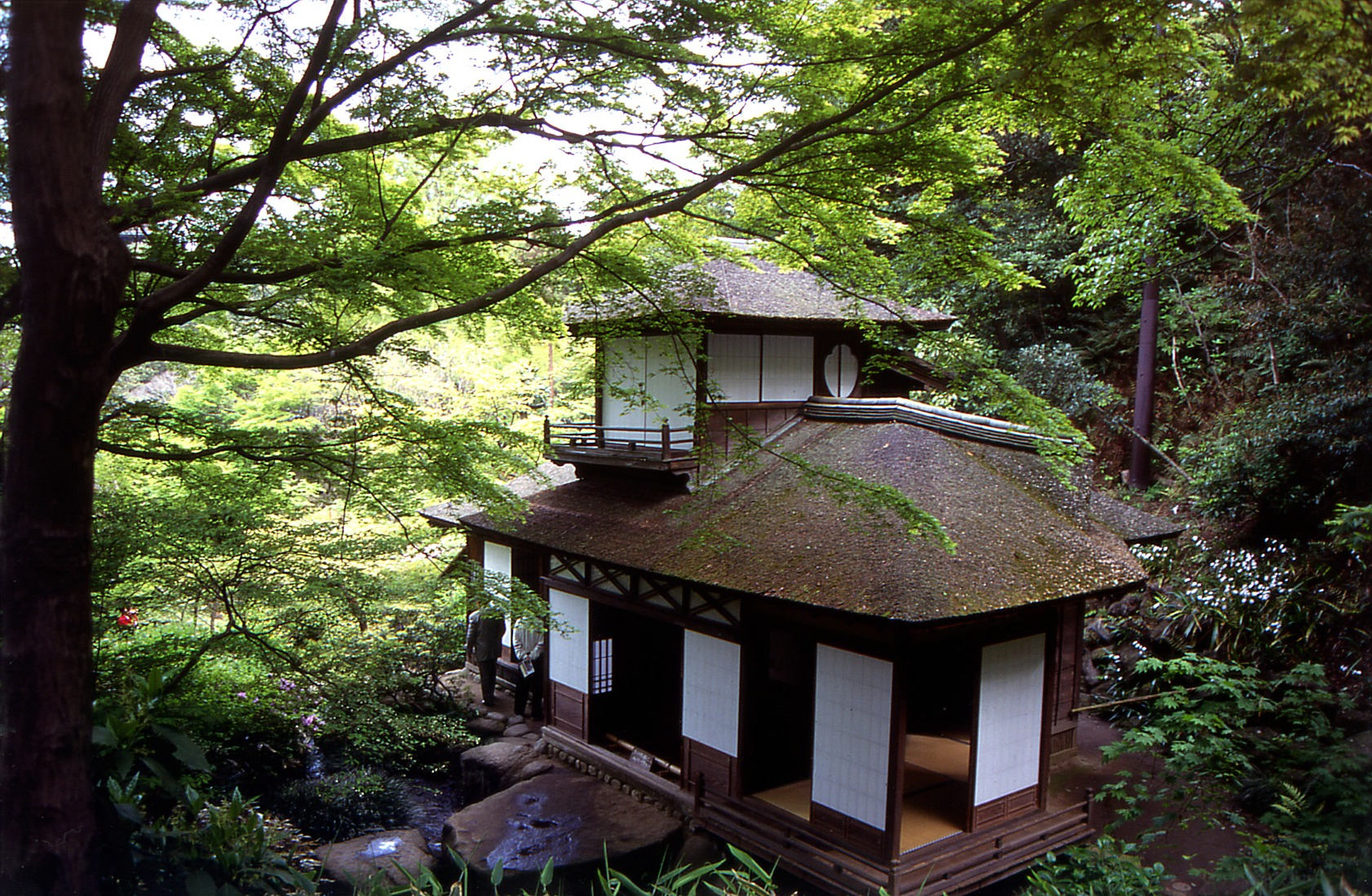 Historical buildings to open to the public in the spring (Shunsoro and Choshukaku, important cultural assets)