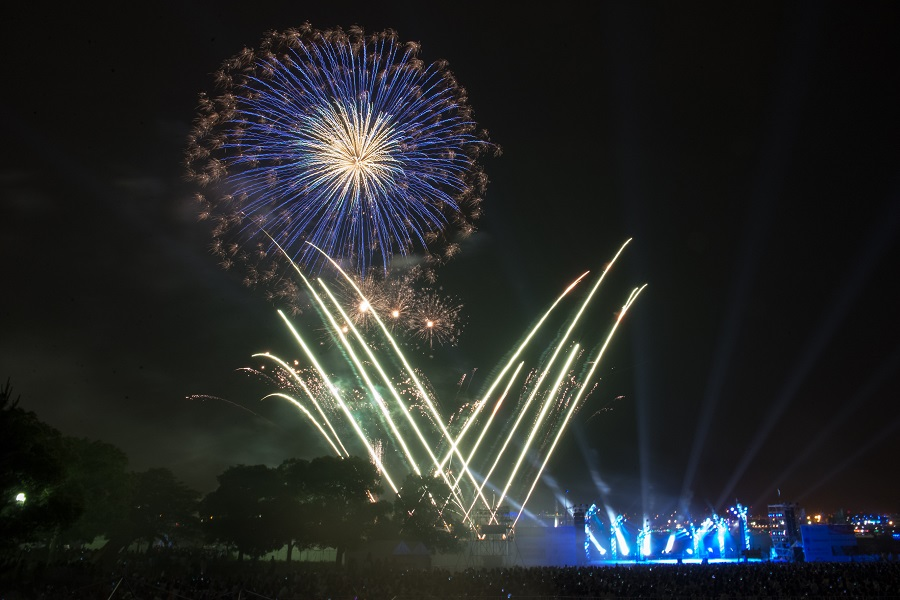 Yokohama Port Festival 2018