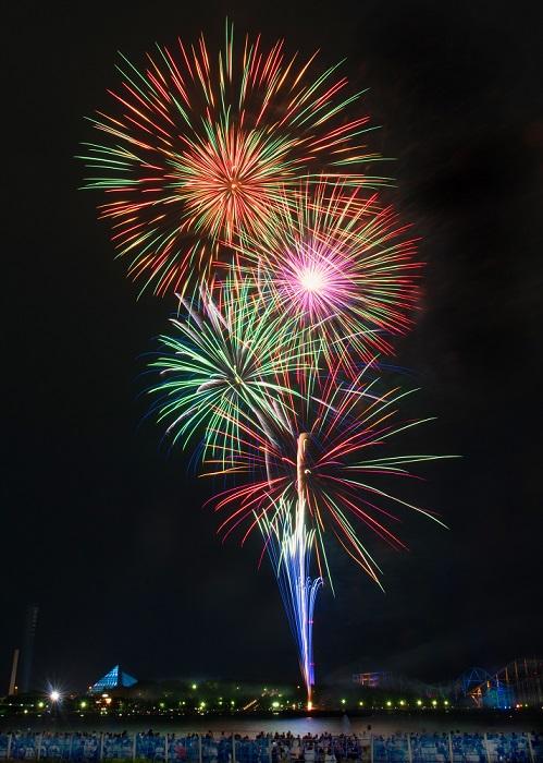 Le 44ème Festival des feux d'artifice de Kanazawa 2018