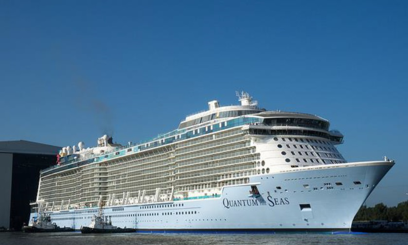 "Attention! Passengers on ""Quantum of the Seas"" - Special ""Omotenashi"" Transportation Service-"
