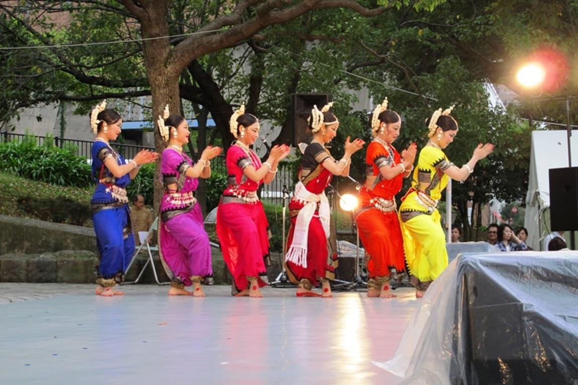 Diwali in Yokohama 2018 (The Indian Festival in Yokohama)