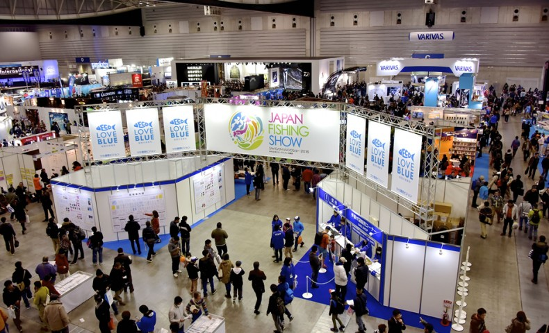 JAPAN FISHING SHOW in Yokohama 2019