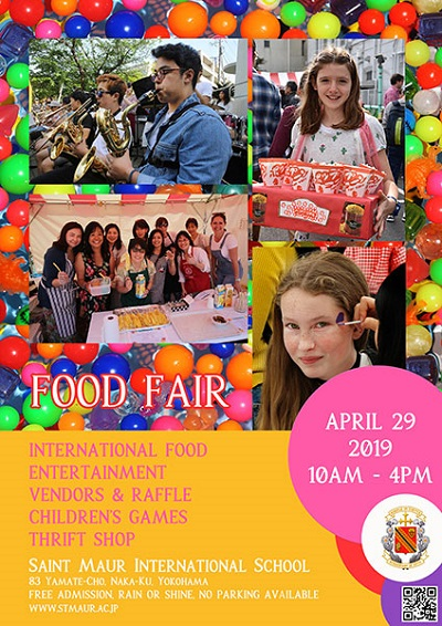 The Saint Maur International Food Fair