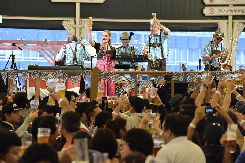 Yokohama Oktoberfest 2017