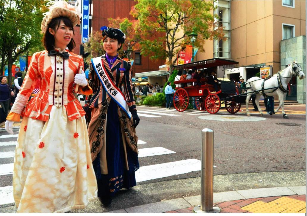 Bashamichi Festival 2017