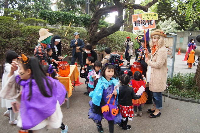 Halloween Walk 2017 in Yamate Western-style Houses