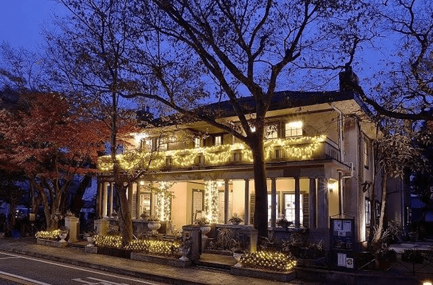 Yokohama Yamate Western Style Houses - Christmas Around the World  2017