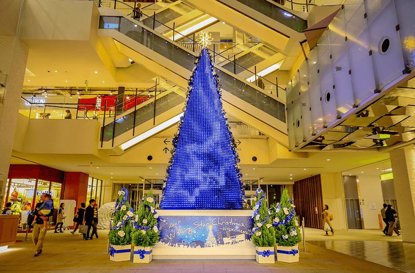MARK IS Wishing Star Christmas – I ☆YOKOHAMA –