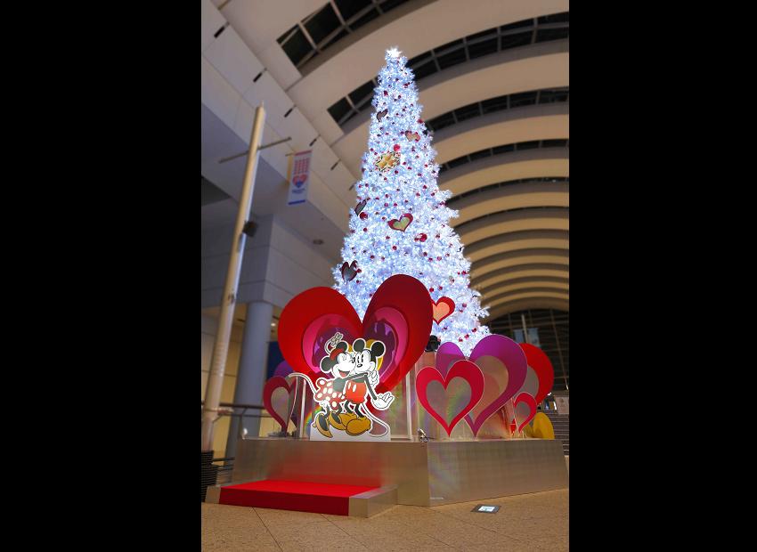 TOKYU CHRISTMAS WONDERLAND 2017 – Disney DREAM MOMENTS