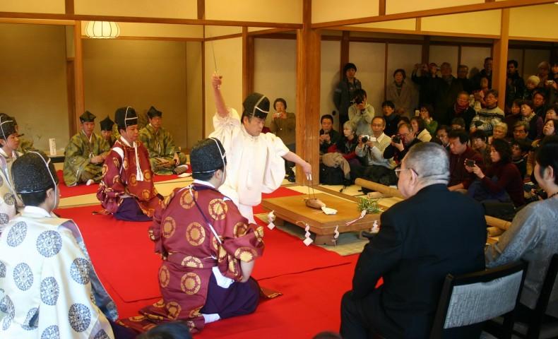Jardín Sankeien- Evento de Año Nuevo 2020
