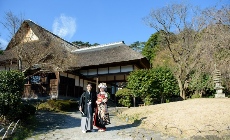 "Introducing the traditional ""Shugen"" style wedding by Yokohama based wedding producing company, Cheers Bridal."