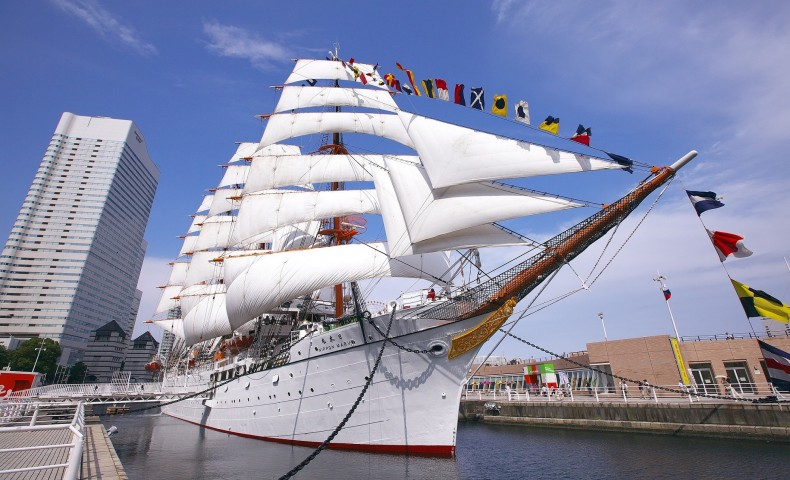 NIPPON MARU is to be designated as a National Important Cultural Property