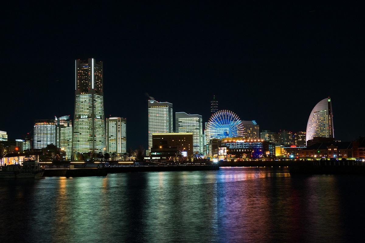Nouvel article publié « Lumières de Noël et Illuminations d'hiver à Yokohama 2017 »