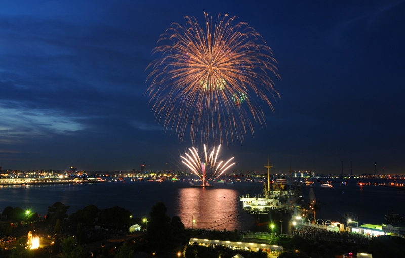Cinq raisons de visiter Yokohama cet été 2018
