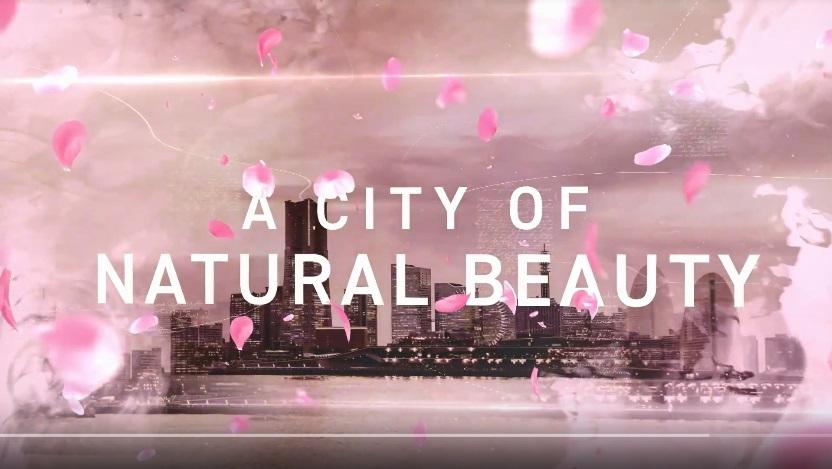 """เปิดตัววิดีโอใหม่แล้ว !! """"โยโกฮามา: เมืองแห่งความงามตามธรรมชาติเมืองแห่งฤดู"""""""