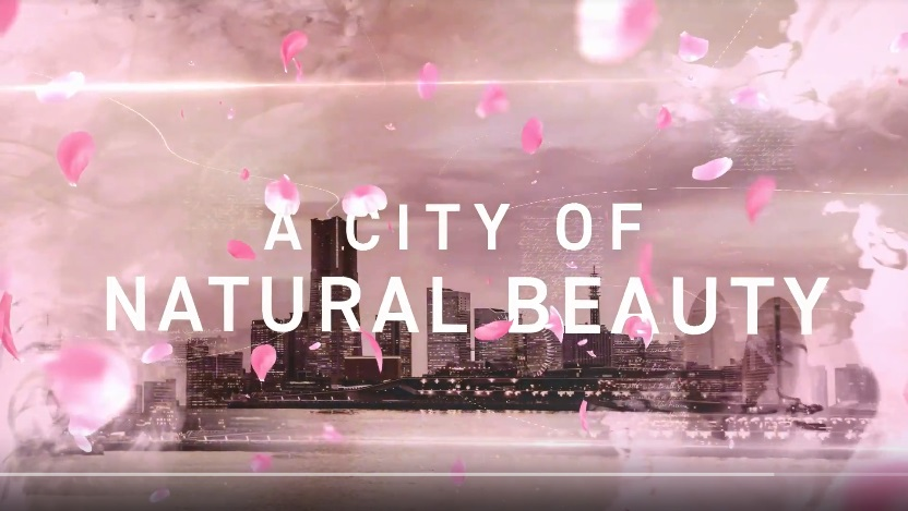"""New Video Released!! """"YOKOHAMA: A City of Natural Beauty, A City for All Seasons"""""""