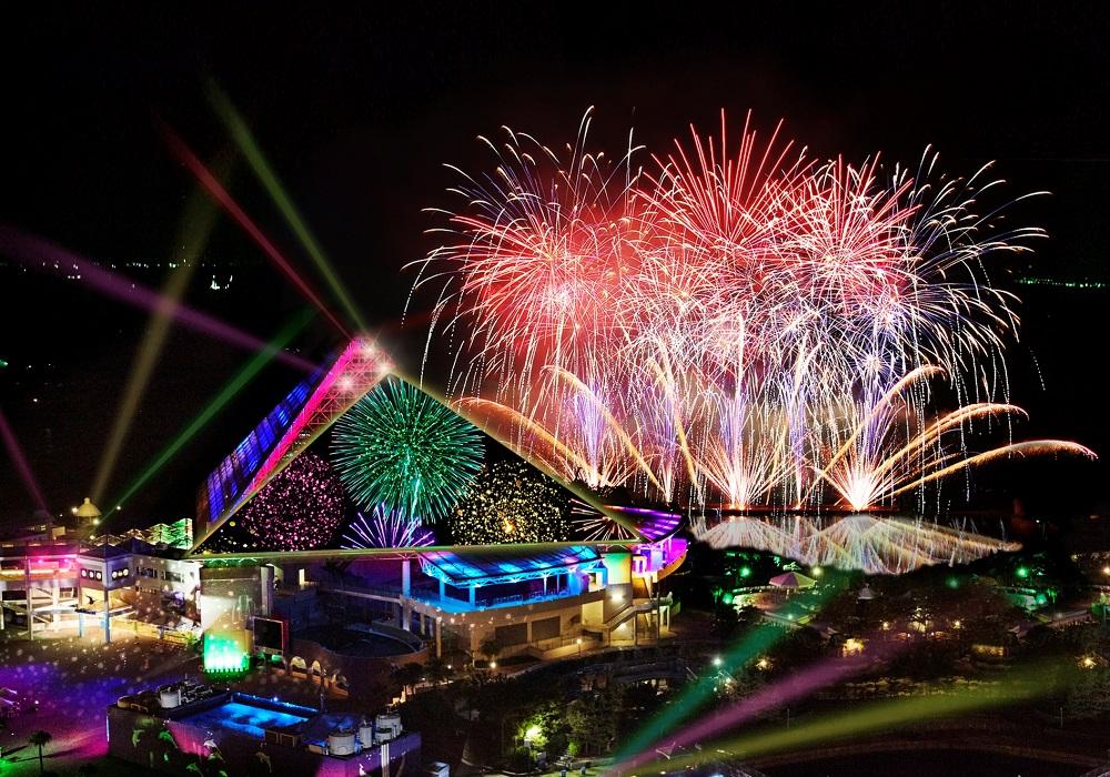 Eventos navideños e iluminaciones invernales en Yokohama 2018