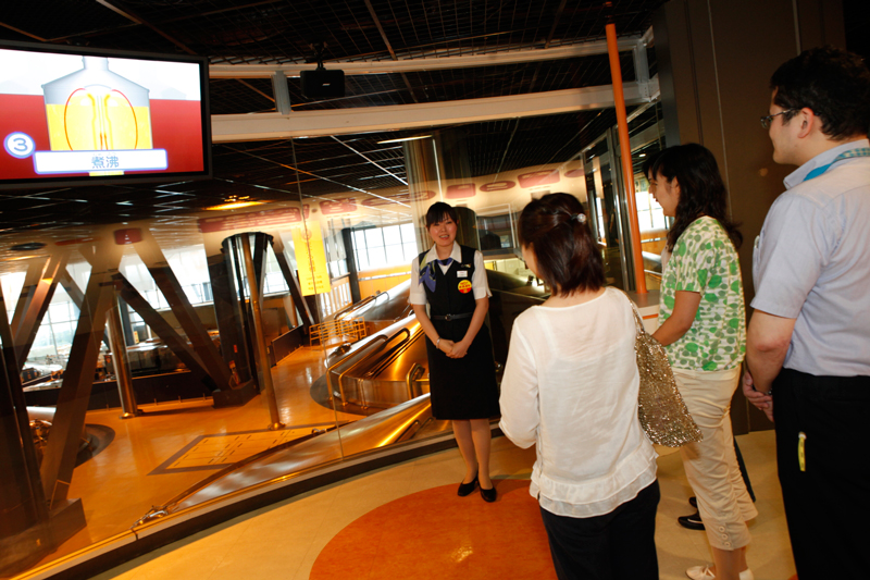 Make your tour of Yokohama a learning experience! Enjoying educational sight-seeing inYokohama