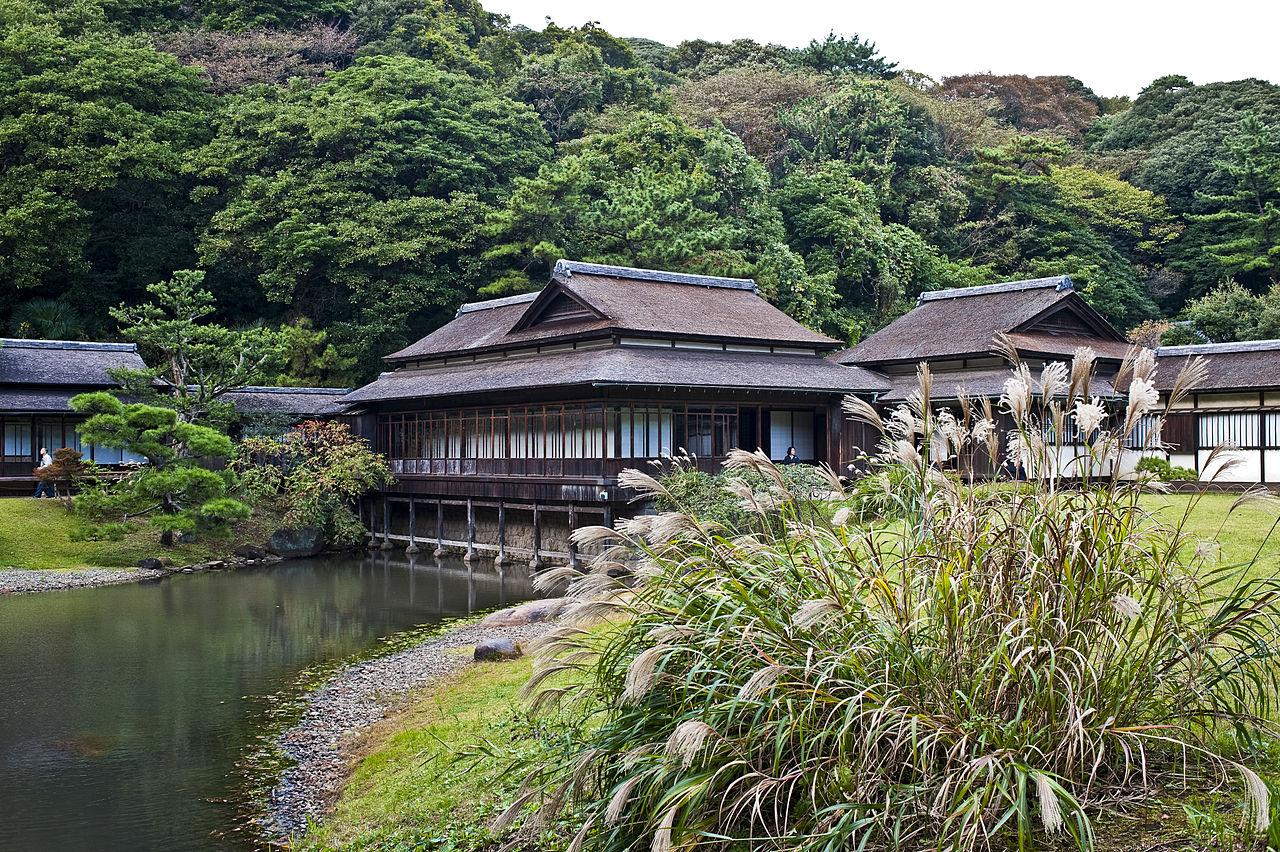 Jardin Sankei-en