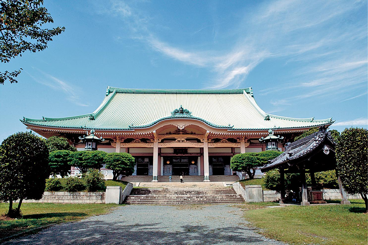 Sojiji Temple (Soutousyuu head temple of a Buddhist sect)