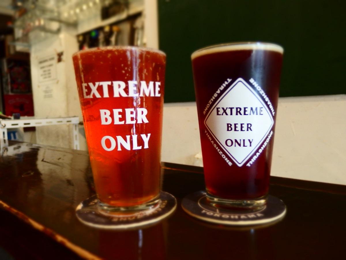 Thrashzone Yokohama Beer Bar