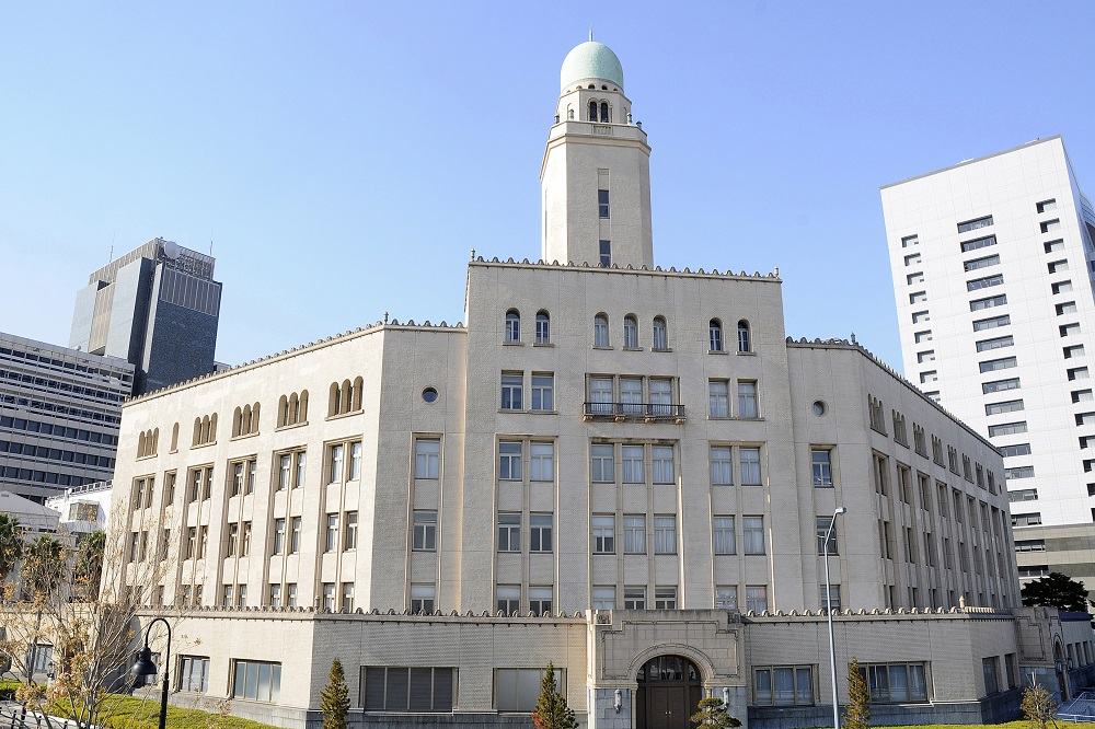 Yokohama Customs (Queen's Tower)