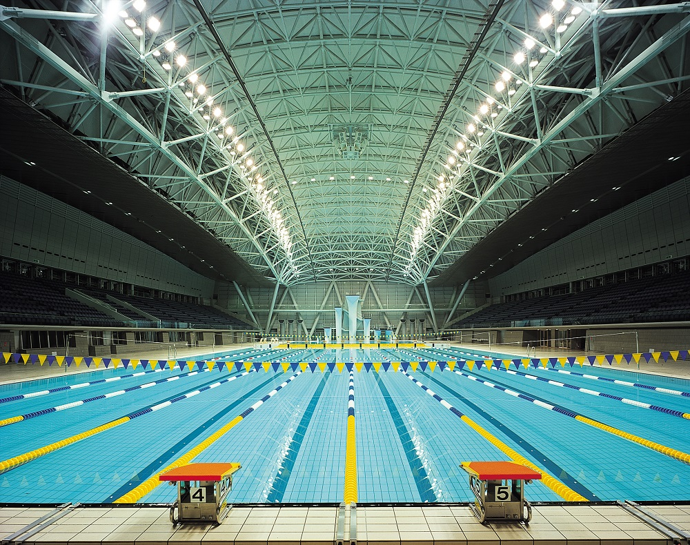 Piscine internationale de Yokohama