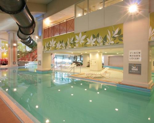 Parque acuático del Estadio Nissan
