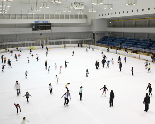 KOSÉ Shinyokohama Skate Center