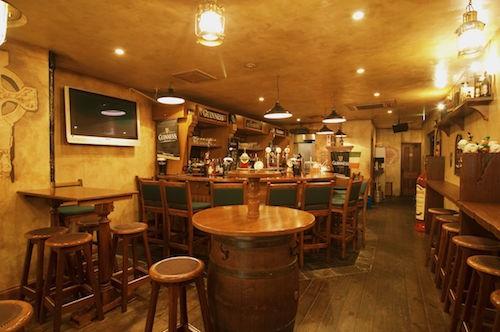 Irish Pub The Green Sheep