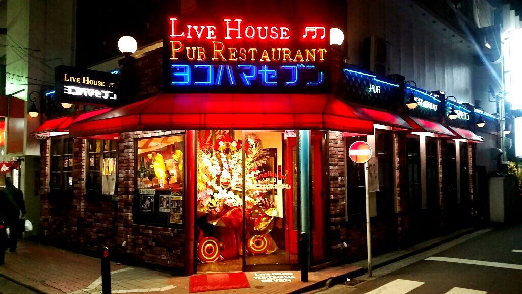 Live House Yokohama Seven