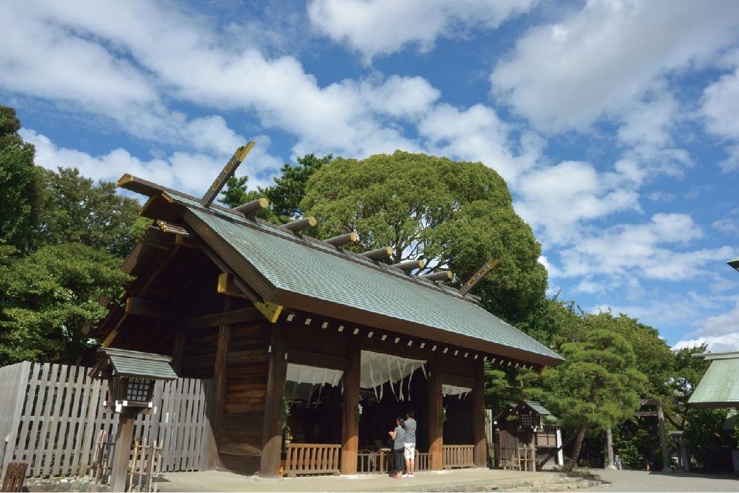 Iseyama Kotai Shrine