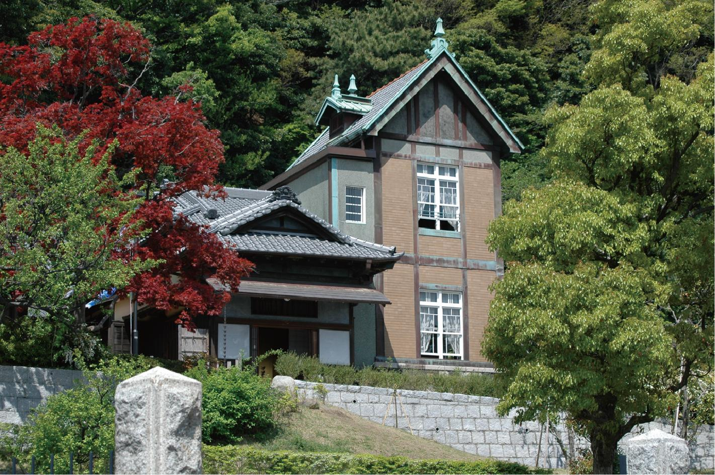 Negishi Natsukashi Park (the old House of Yanagishita Family)