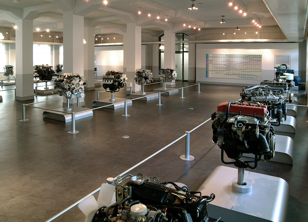 Nissan Engine Museum and Guest Hall