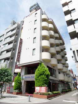Hotel Tetra Tsurumi