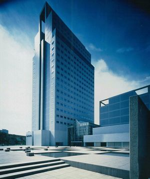 Yokohama Techno-Tower Hotel